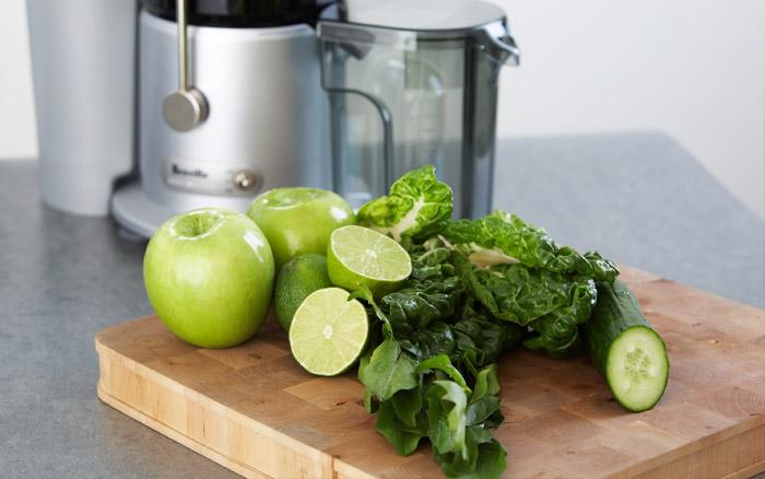Ingredientes da Dieta Detox