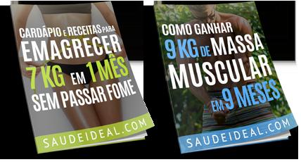 Livros Gratuitos para Emagrecer e Ganhar Músculo